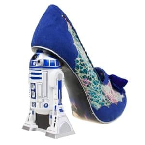 R2D2 heels by Irregular Choice, £195