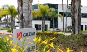 Gilead Sciences HQ
