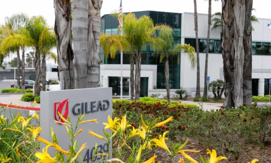 Gilead Sciences HQ