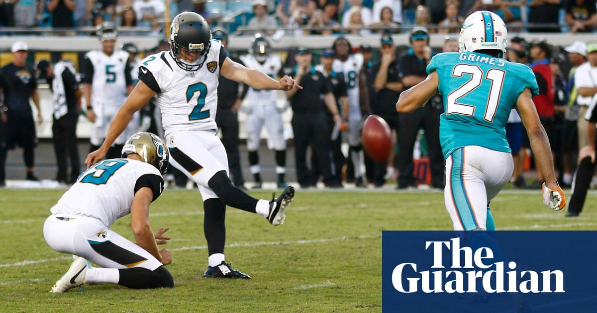 c11d026a996 Why haven't more European soccer stars become NFL kickers? | Sport ...