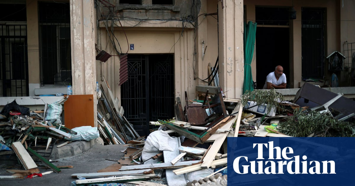 'I'm still in a state of shock': Lebanese Australians are mobilising to help a shattered Beirut – The Guardian
