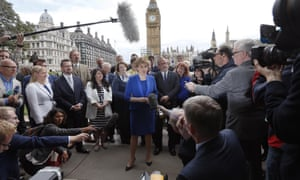 Nicola Sturgeon, Scotland's first minister, at Westminster, 12 June.