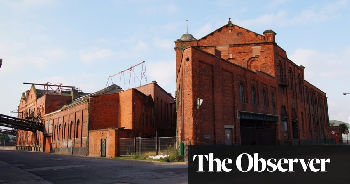 'It's like the Batcave': Victorian ice factory in Grimsby to be transformed into a theatre
