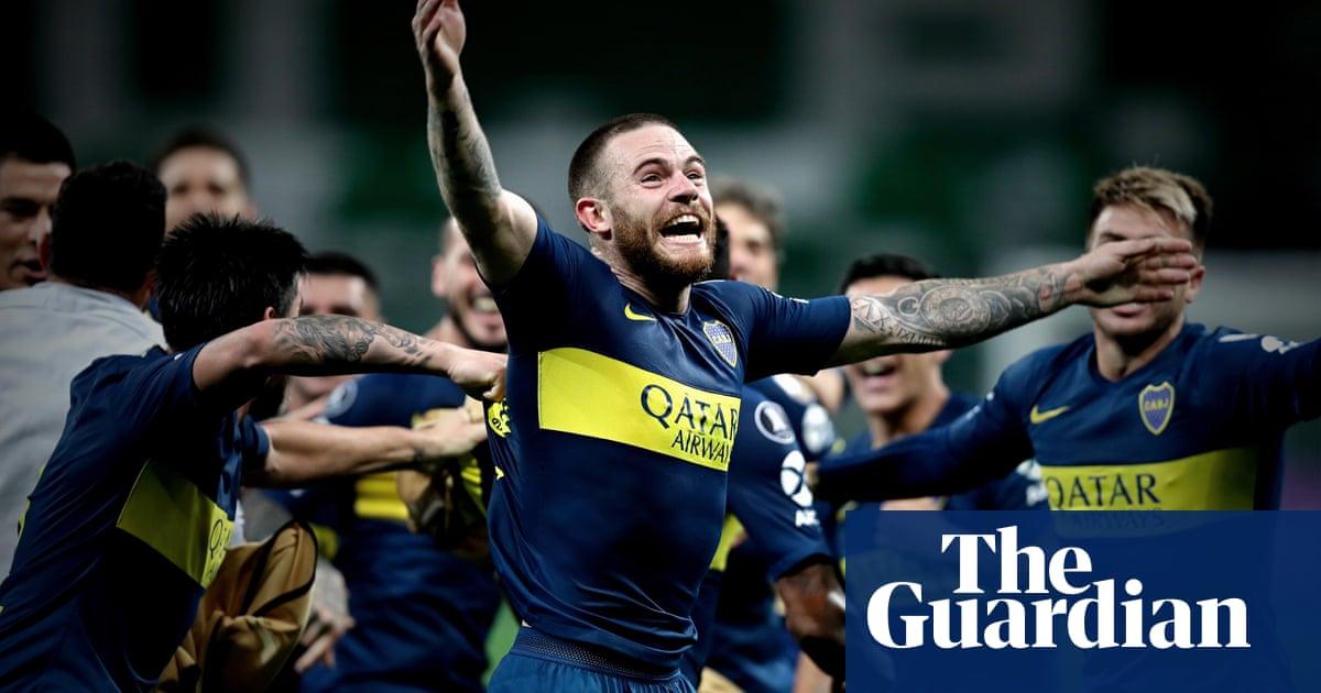 Boca Juniors set up Copa Libertadores final Superclásico with rivals River  Plate 4d0c0764002