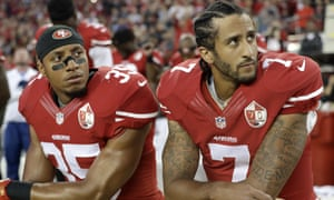 Eric Reid and Colin Kaepernick started the NFL's protest movement in 2016