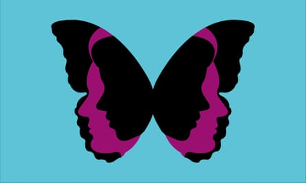Butterfly design by Lee Martin for Review story by Kwame Anthony Appiah
