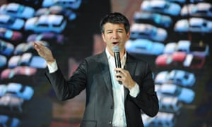 Uber CEO Travis Kalanick is taking an indefinite leave of absence from his company, which transformed the ride-sharing economy.