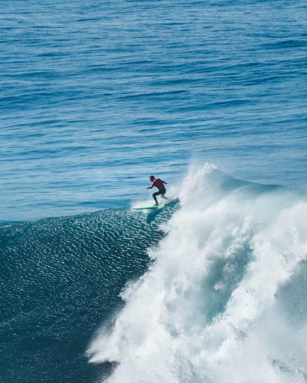 Surf Jardim do Mar, Madeira