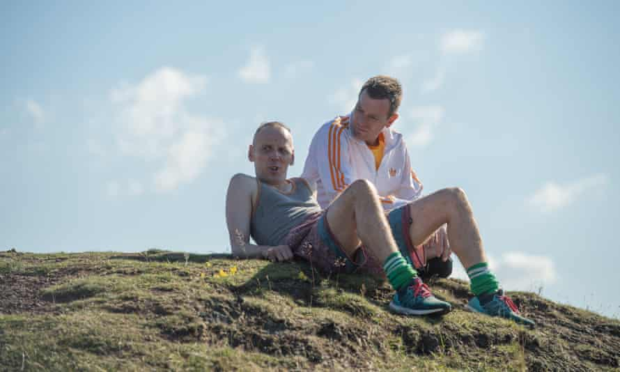 Ewen Bremner and Ewan McGregor in T2 Trainspotting