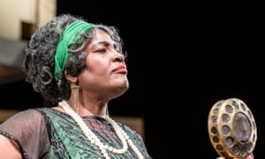 Sharon D Clarke stars in Ma Rainey's Black Bottom