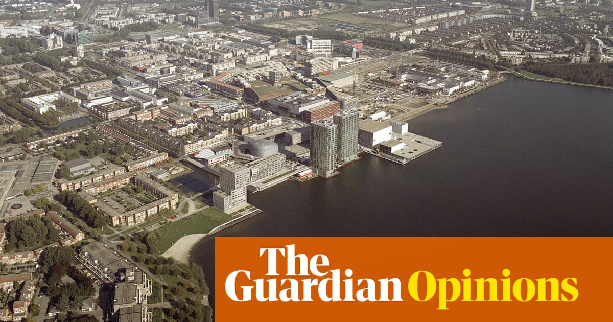 The Guardian view on a Dutch solution: make land out of the sea