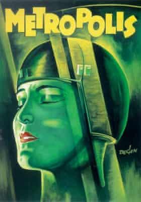 Fritz Lang's 1927 film Metropolis