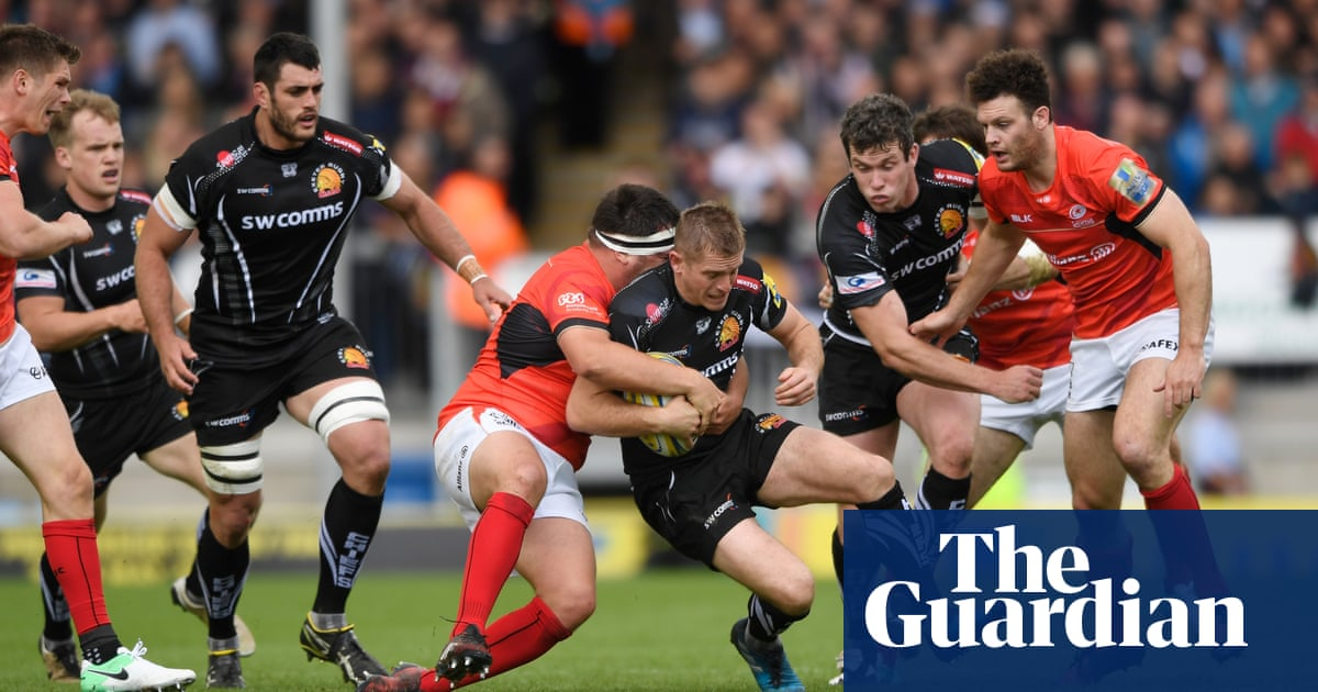 Exeter Chiefs Ready For Fairytale Finish Against Wasps In Premiership Final Robert Kitson Sport The Guardian
