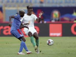 Wilfried Zaha's participation in the Africa Cup of Nations with Ivory Coast is complicating matters.