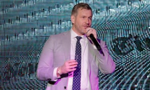 Mike Cernovich, who says he plans to sue Medium.