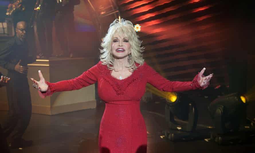 Dolly Parton in Joyful Noise