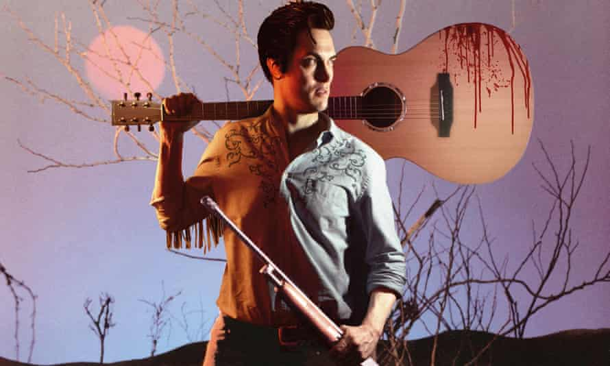 Rob Kemp in The Elvis Dead