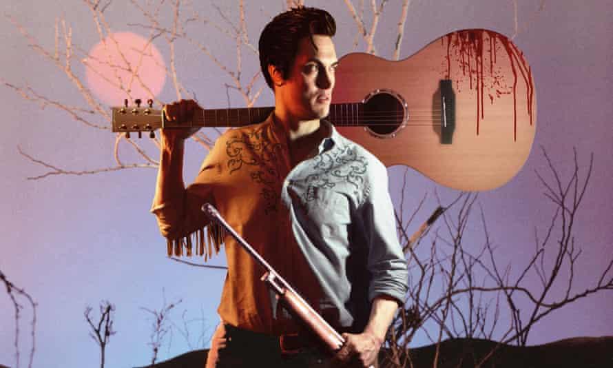 'The trees would kill us, baby' … Rob Kemp: The Elvis Dead