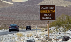 If the Death Valley temperature is verified, it would beat the previous hottest August day for the United States.