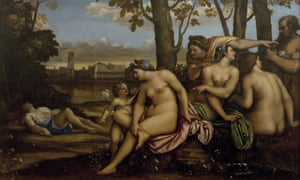 An elegy in paint... Sebastiano's Death of Adonis, 1512.