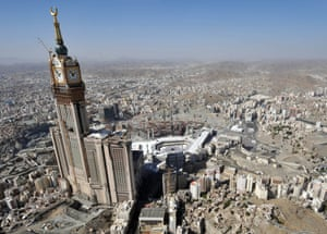Abraj Al-Bait Towers, Mecca