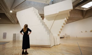 The Rachel Whiteread retrospective at Tate Britain will include casts from small objects, such as bottles, to entire staircases.