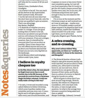 The Guardian, 9 November 2005.