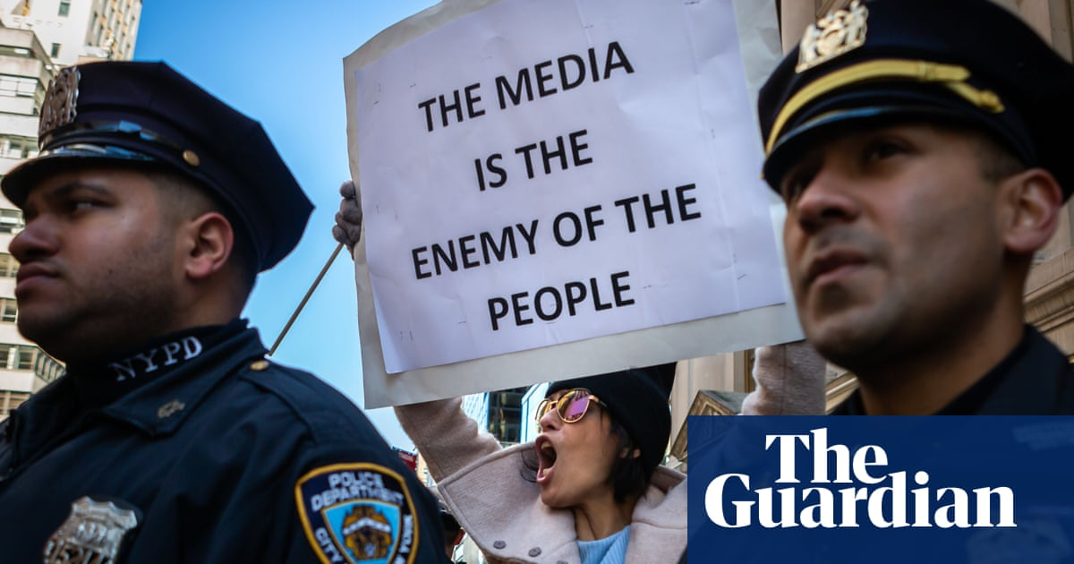 'Enemy of the people': Trump's war on the media is a page from Nixon's playbook