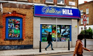 A William Hill branch in London