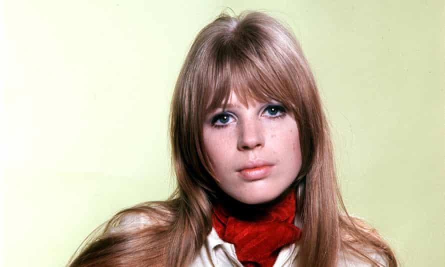 Marianne Faithfull in 1967.