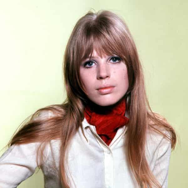 Marianne Faithfull in 1967