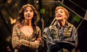 Patsy Ferran as Celia and Rosalie Craig as Rosalind in As You Like It: 'a combustible duo'.