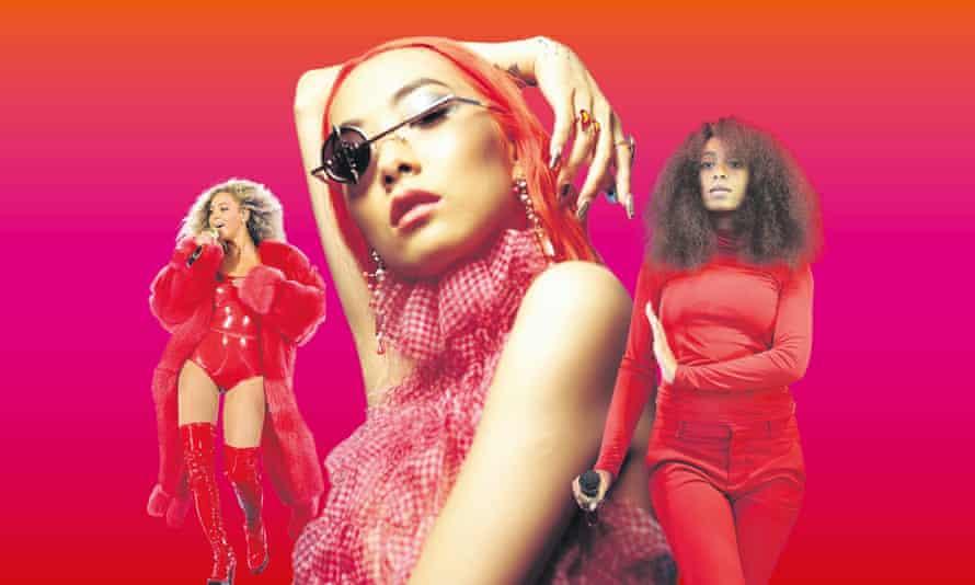 Beyoncé Rina Sawayama  Solange