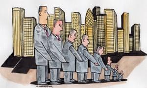 Illustration by Andrzej Krauze