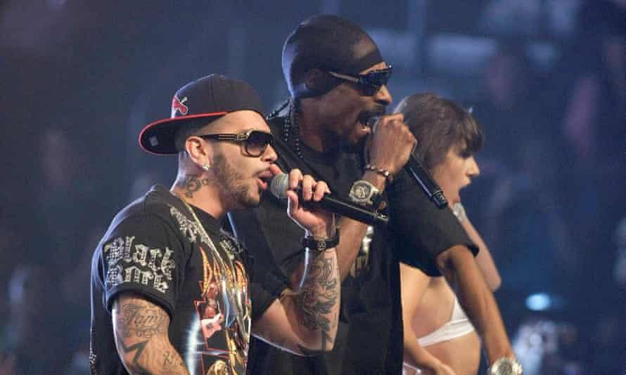 Timati and Snoop Dogg