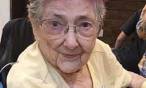Rose Marie Bentley, who lived to 99 with all her internal organs, except for her heart, on the wrong side.
