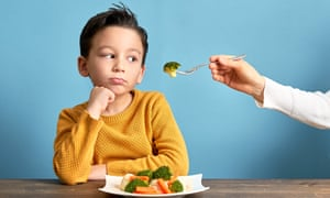 'Don't try to give kids a lesson in nutrition because they just won't care.'