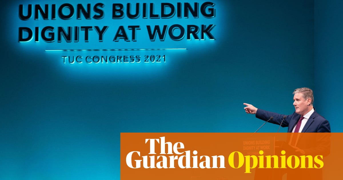 Labour should be approaching its party conference with hope, not despair