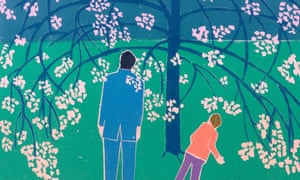 A detail from an illustration by Tom Hammick in The Making of Poetry.
