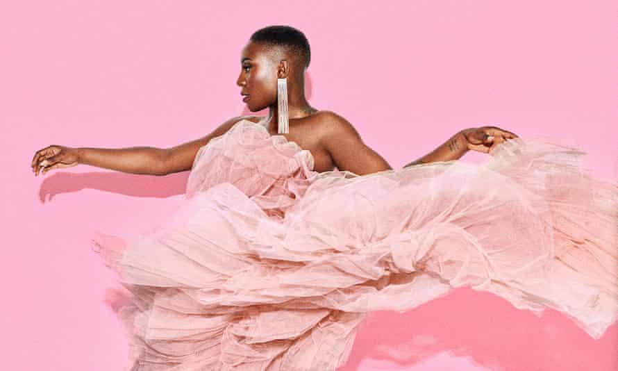 'Diva with a keytar': Laura Mvula.