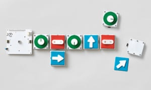 Google Project Bloks aims to get children programming with physical blocks.