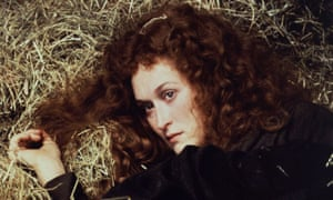 'You always want to do something better after the fact' … Meryl Streep in The French Lieutenant's Woman.