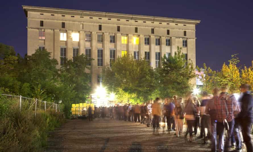 Secretive door policy ... Berghain, Berlin's most revered nightclub.