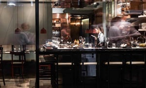 Frantzén's Kitchen: Nordic precision, in Hong Kong.