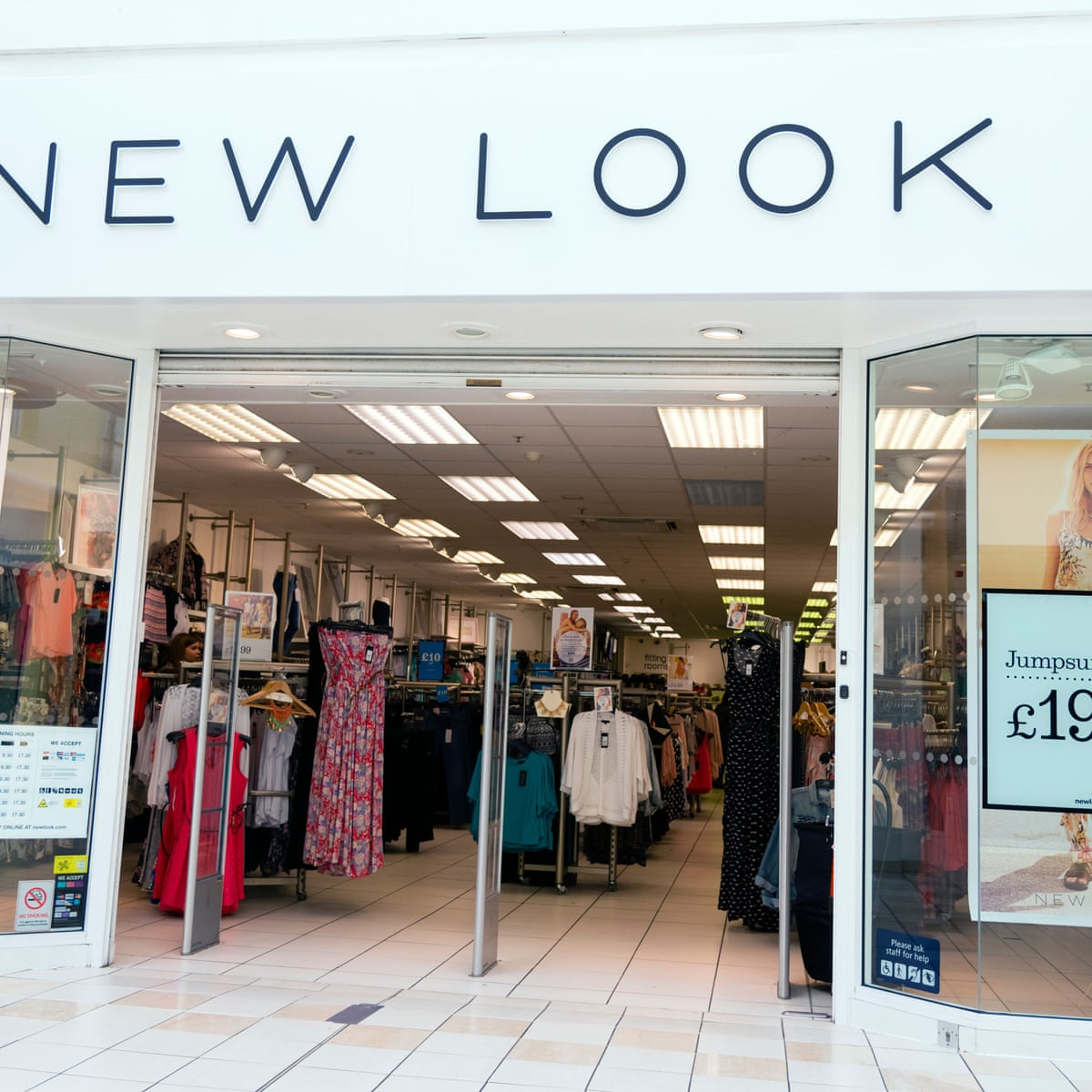 New Look faces fresh blow as insurer cuts cover for suppliers ...