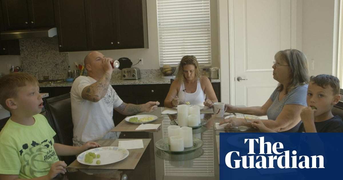 One roof, three homes: America catches on to multigenerational living –  video