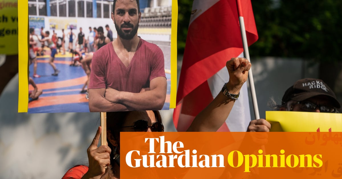 Navid Afkaris unjust death reinforces case for human rights accountability in sport | Craig Foster