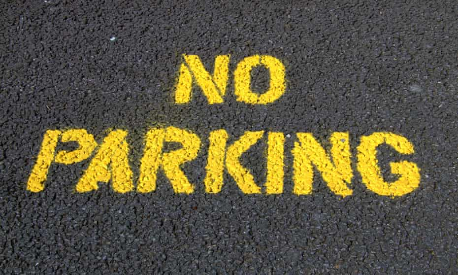 'There's more cars on the road all the time, and the council gives you less and less places to park.' ...