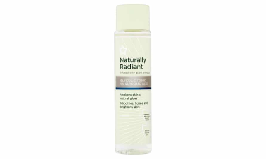 Superdrug Naturally Radiant Glycolic Tonic