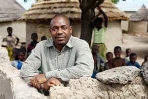 Samba Ousmane Sow, Mali's minister of health and public hygiene